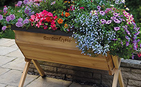 Veg Planters, Grow Trugs & Raised Beds