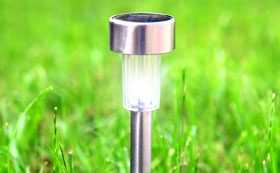 Solar Lights & Lighting