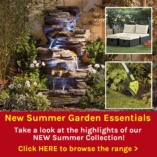 Summer Garden Essentials