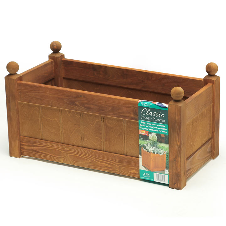 Image of Classic Trough 26 Heritage Beech