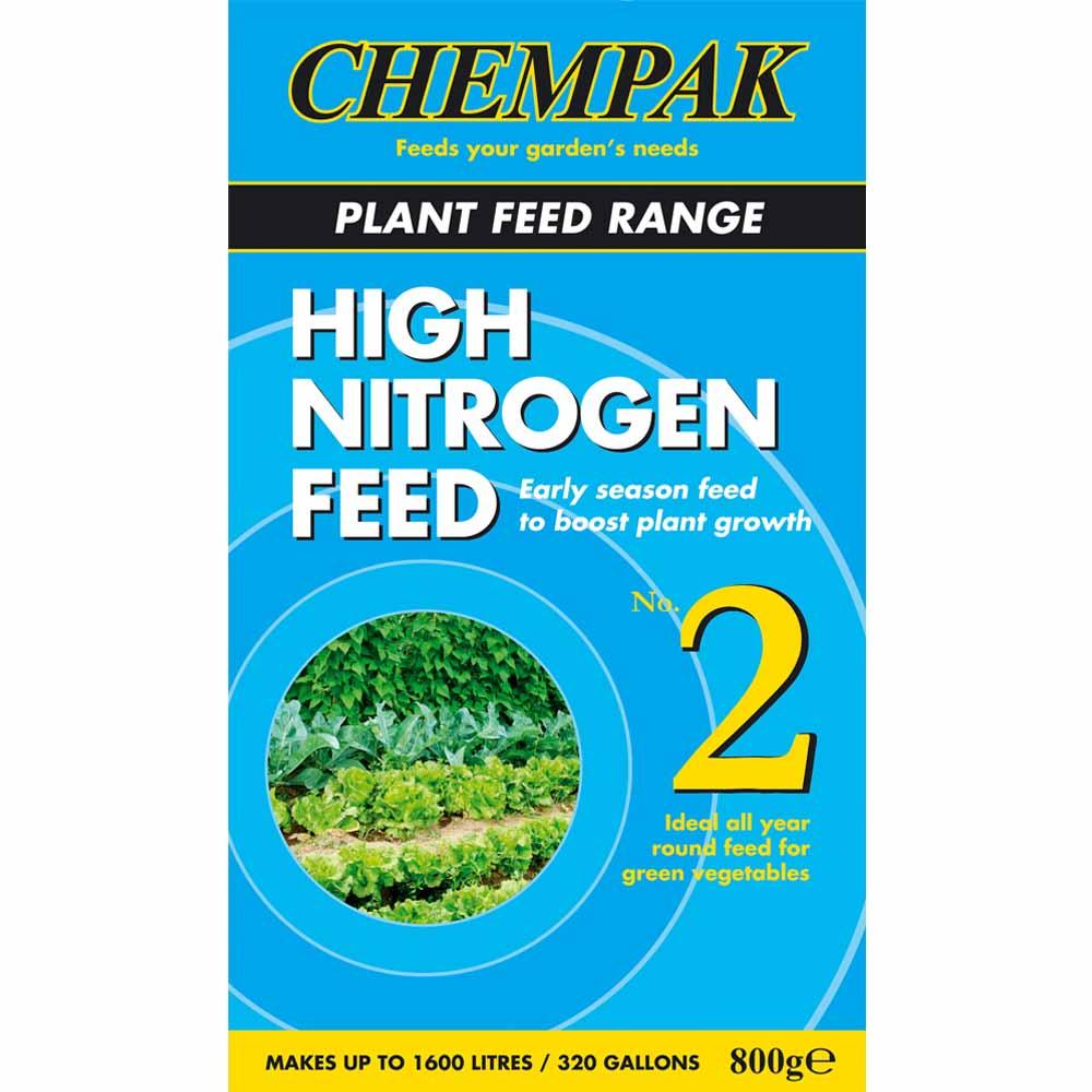 Image of Chempak® High Nitrogen Feed - Formula 2