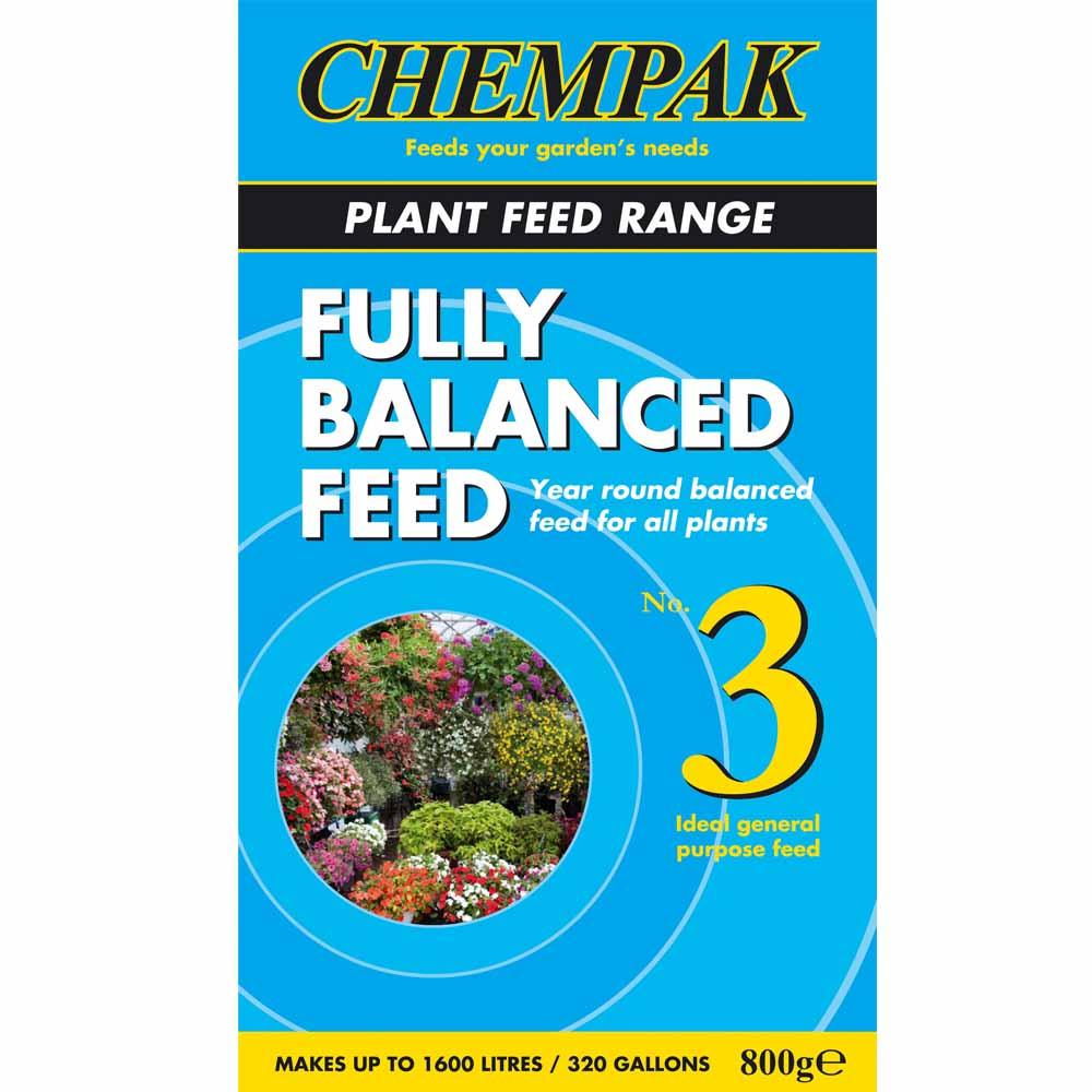 Image of Chempak® Fully Balanced Feed - Formula 3