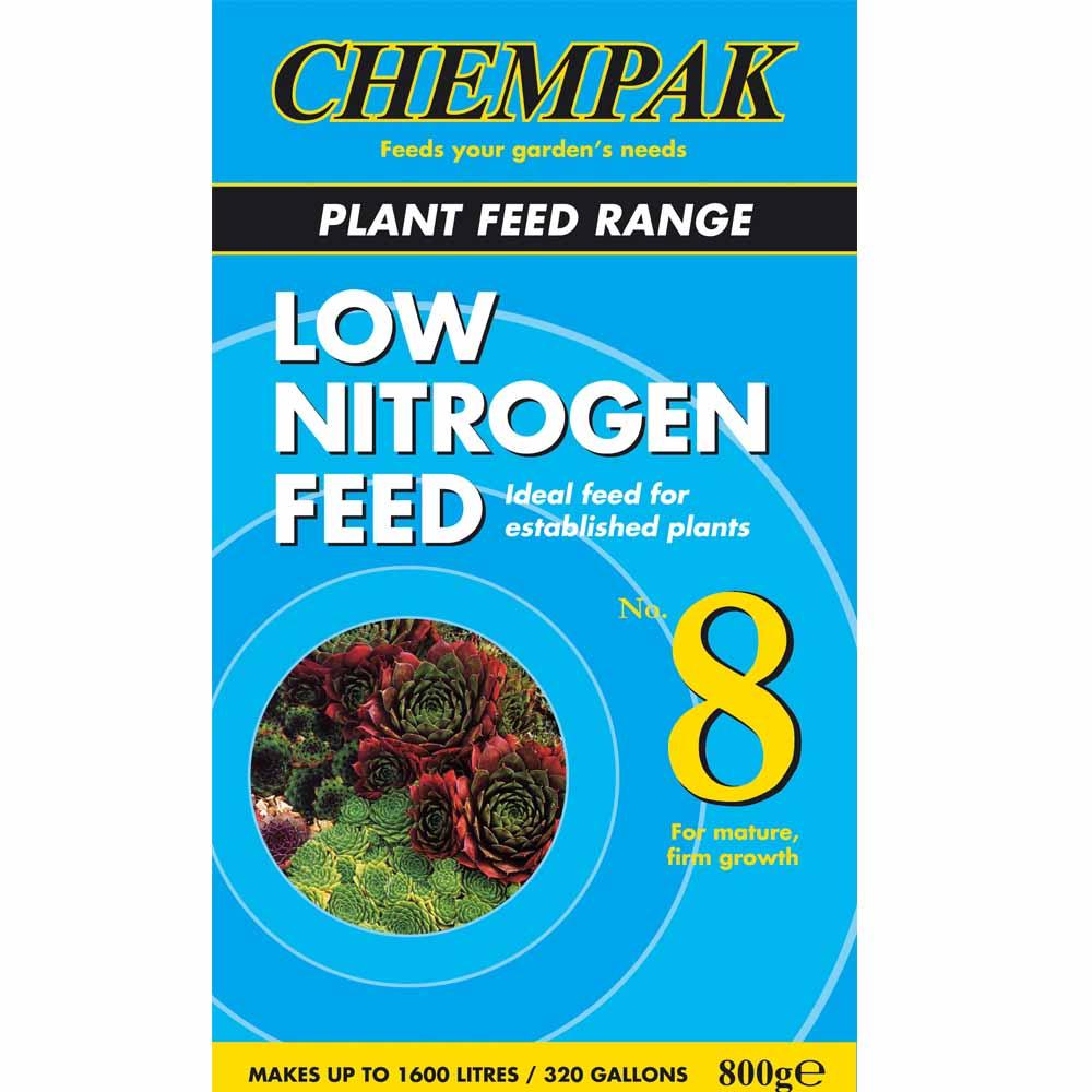 Image of Chempak® Low Nitrogen Feed - Formula 8
