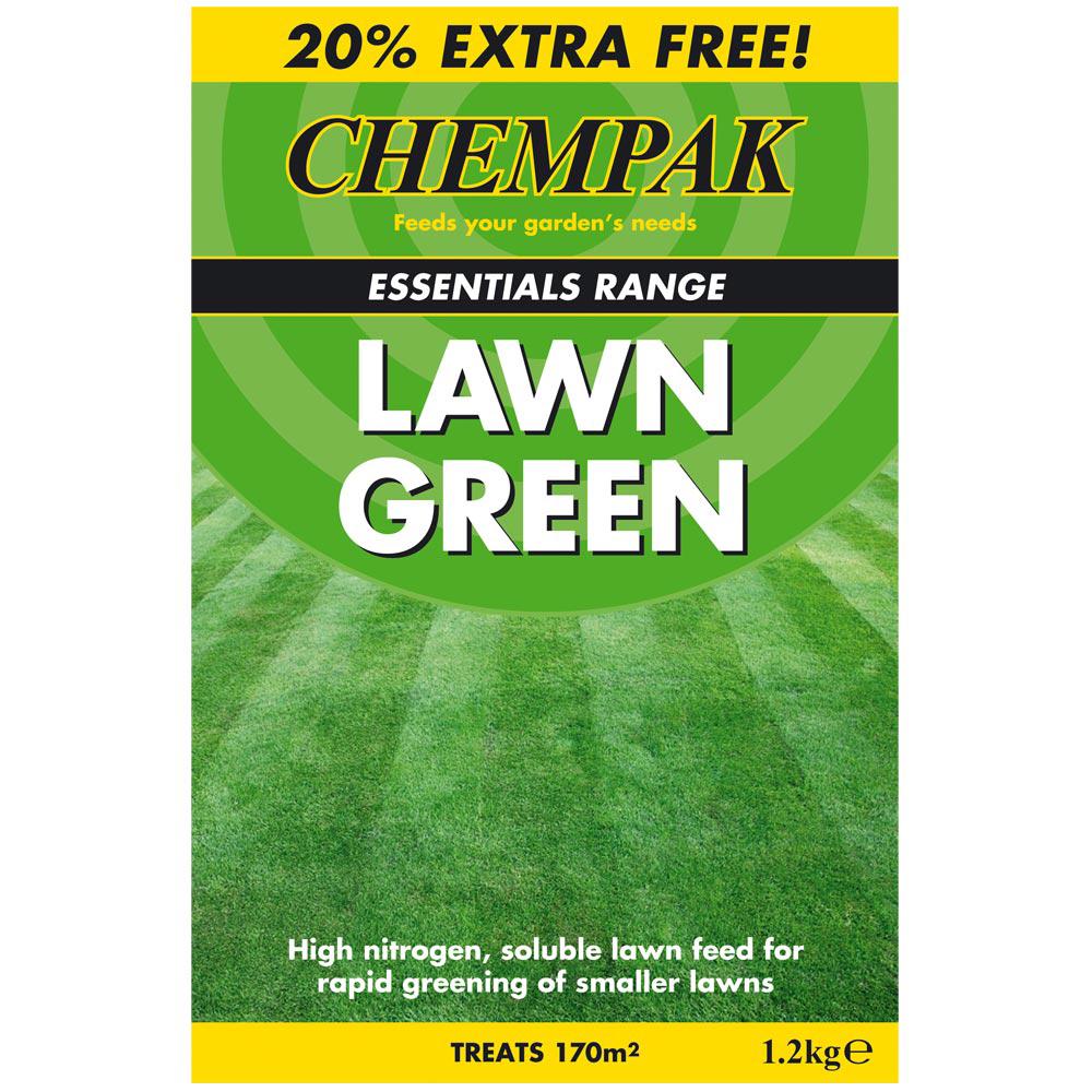 Image of Chempak® Lawn Green Fertiliser