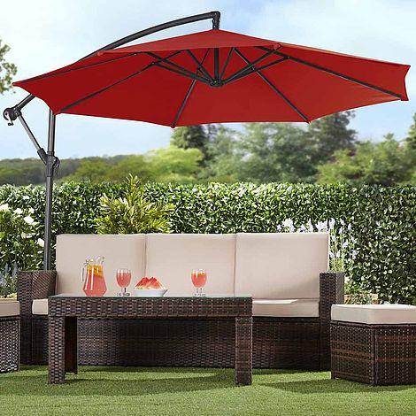 Image of Garden Gear Cantilever Parasol