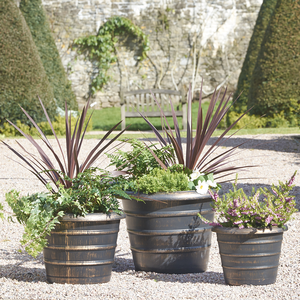 Image of Beehive Planters - Pack Of 3
