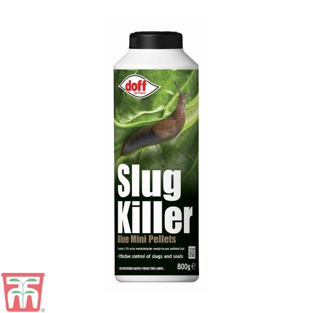 Image of Doff Slug Killer Blue Mini Pellets