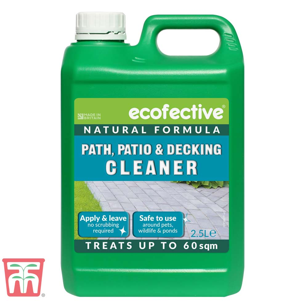 Image of ecofective Path, Patio & Decking Cleaner Concentrate