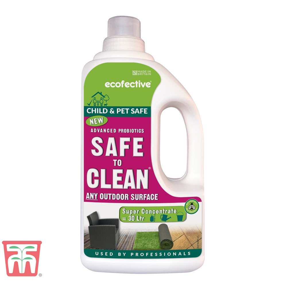 Image of ecofective SafetoClean Outdoor Cleaner
