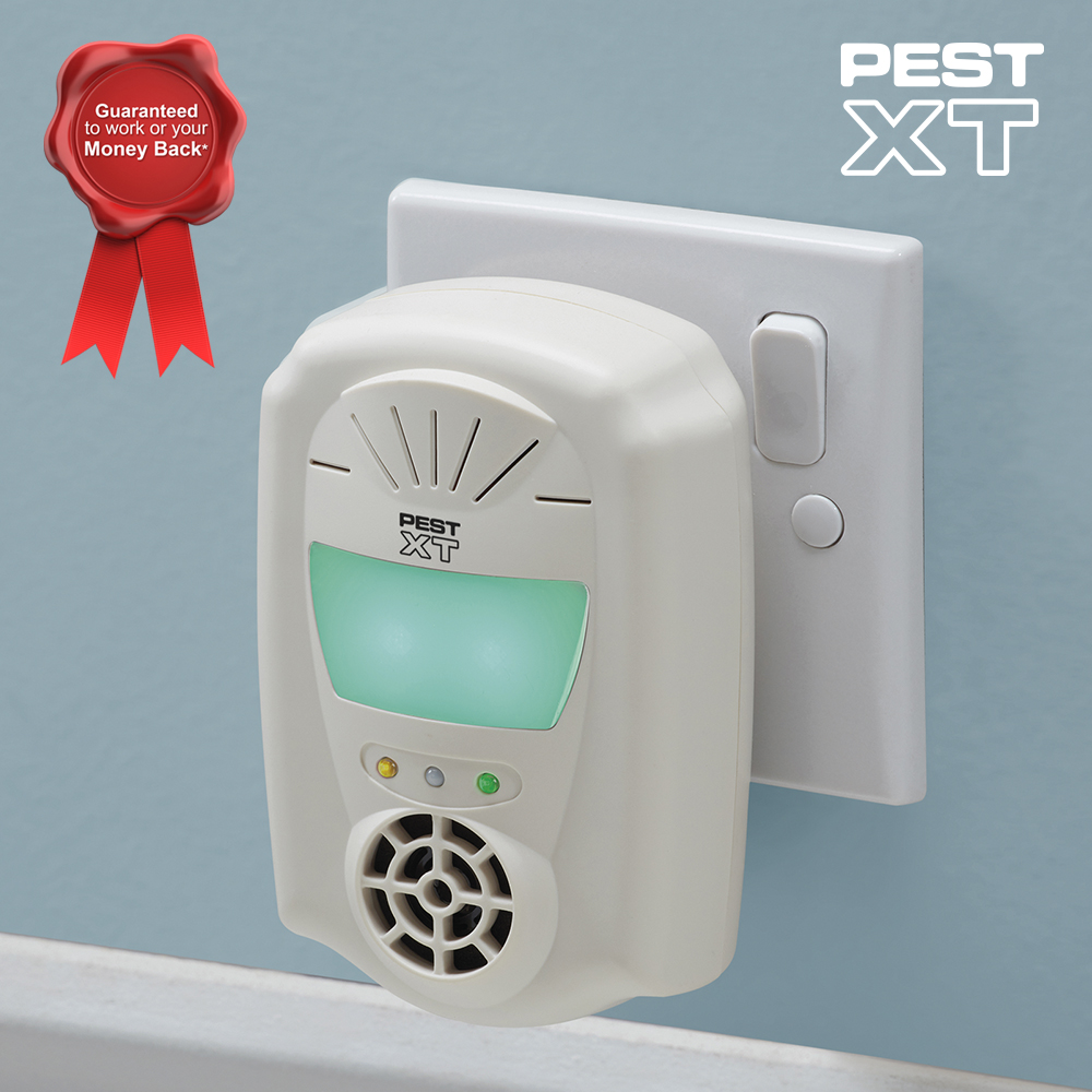 Image of Pest XT 4-in-1 Indoor Ultrasonic Repeller