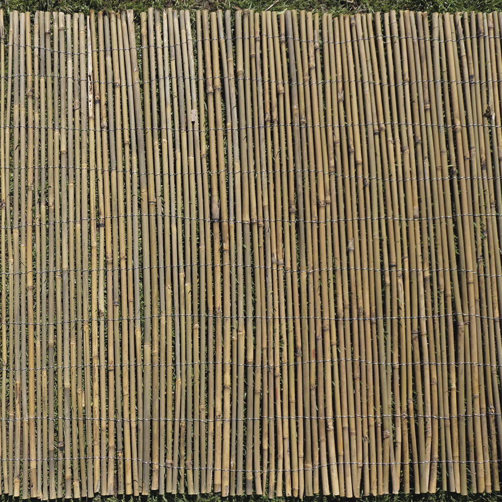 Image of Bamboo Cane Screen Roll - 1.5X4M