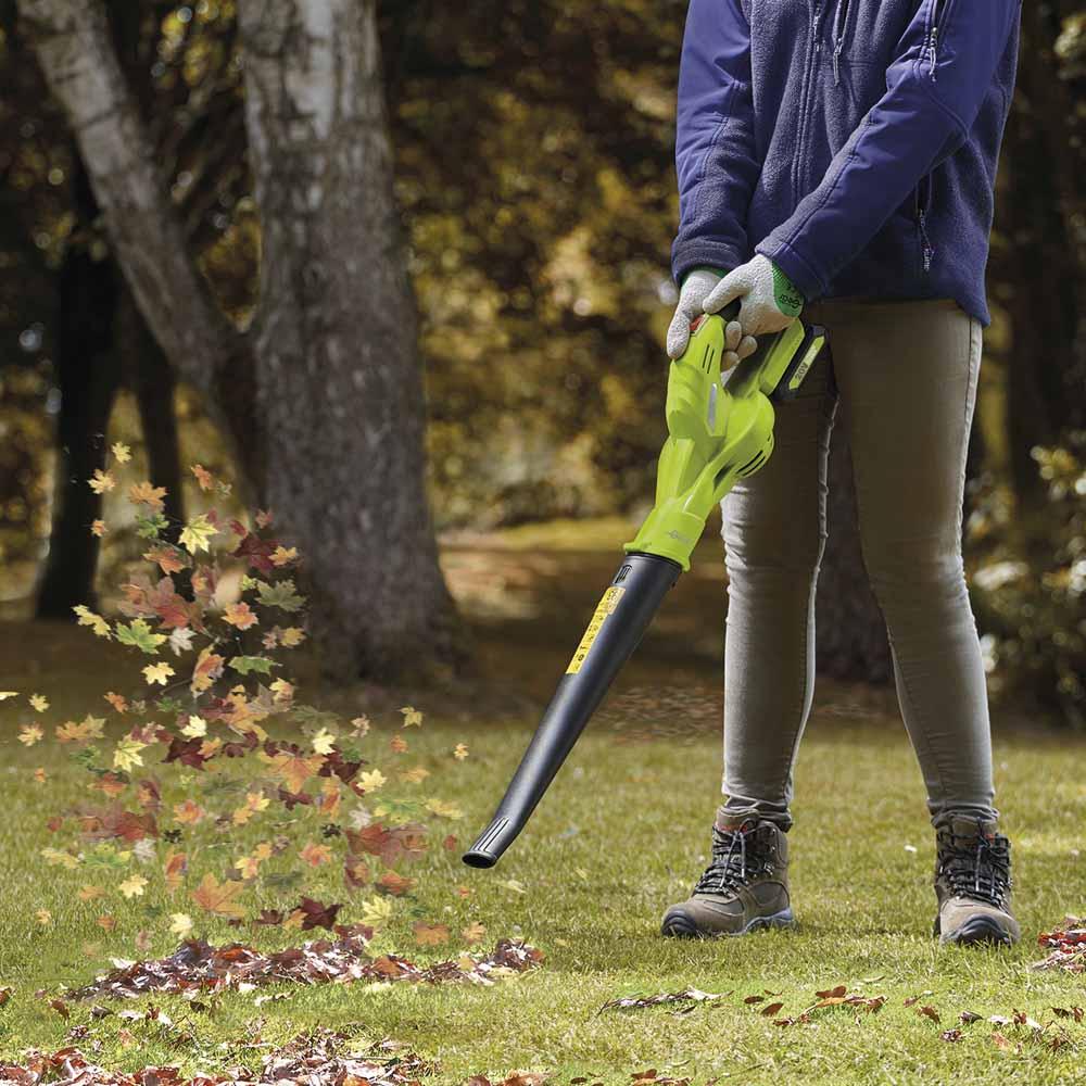 Garden Gear 20V Cordless Lithium-ion Leaf Blower