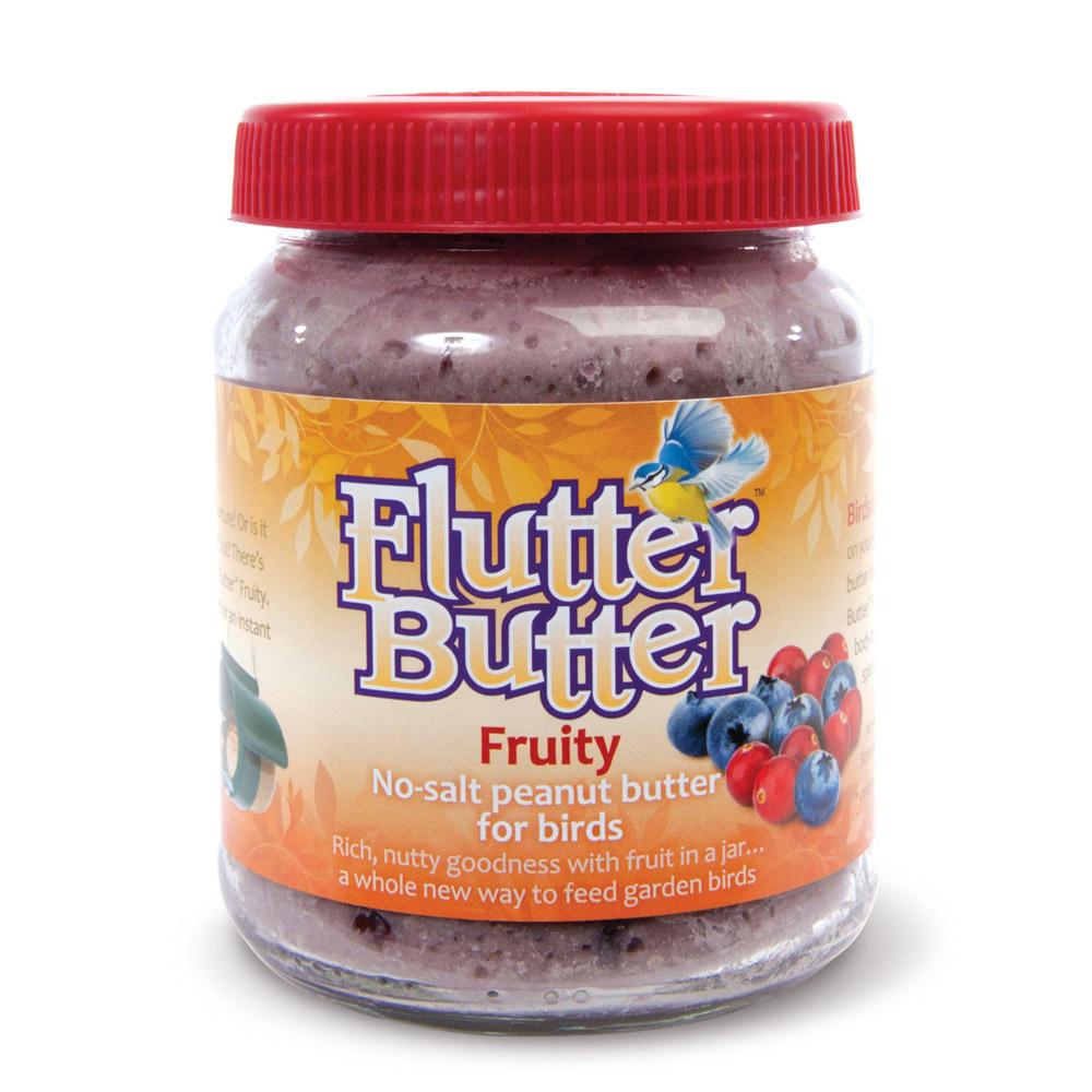 Image of Flutter Butter Jar - FRUITY