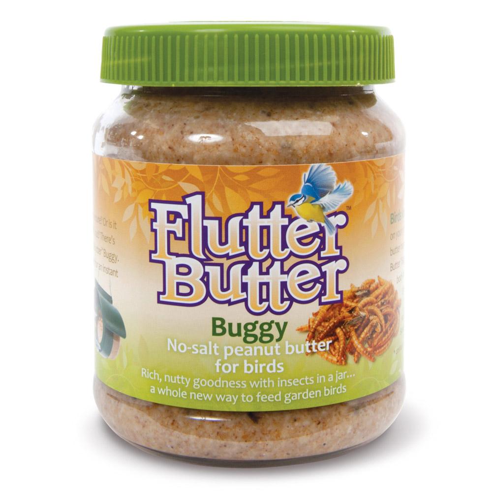 Image of Flutter Butter Jar - BUGGY