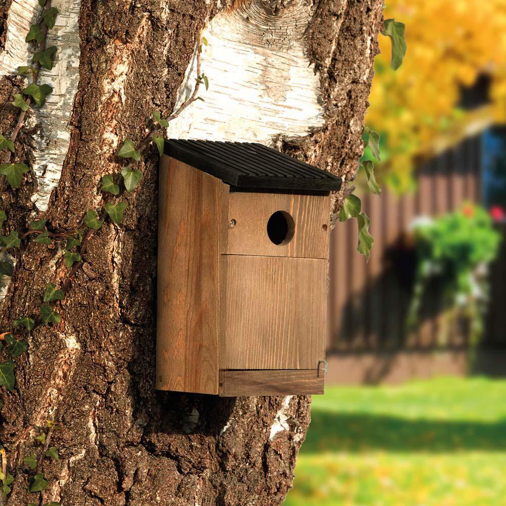 Image of Gardman Multi Nest Box With Slate Roof