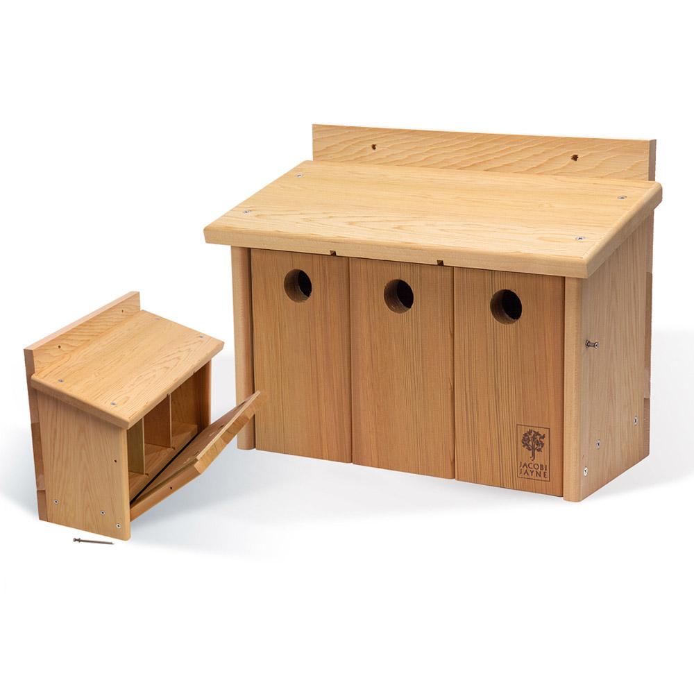 Image of The Official Cedar Nesting Box Sparrow House