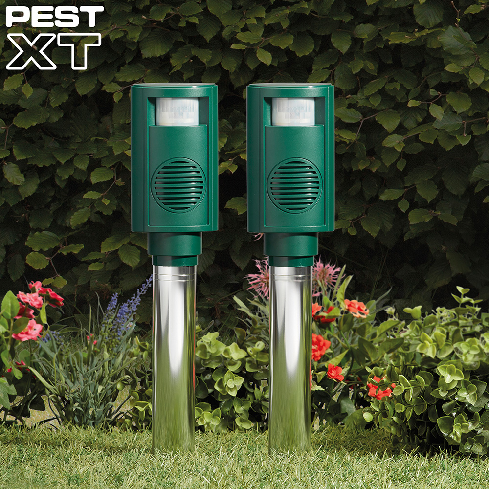 Image of Pest XT Advanced Cat Scarer ? Twin pack