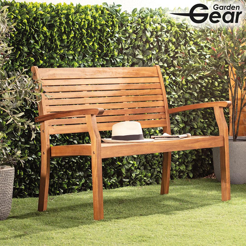 Image of Garden Gear Acacia Caru Garden Bench