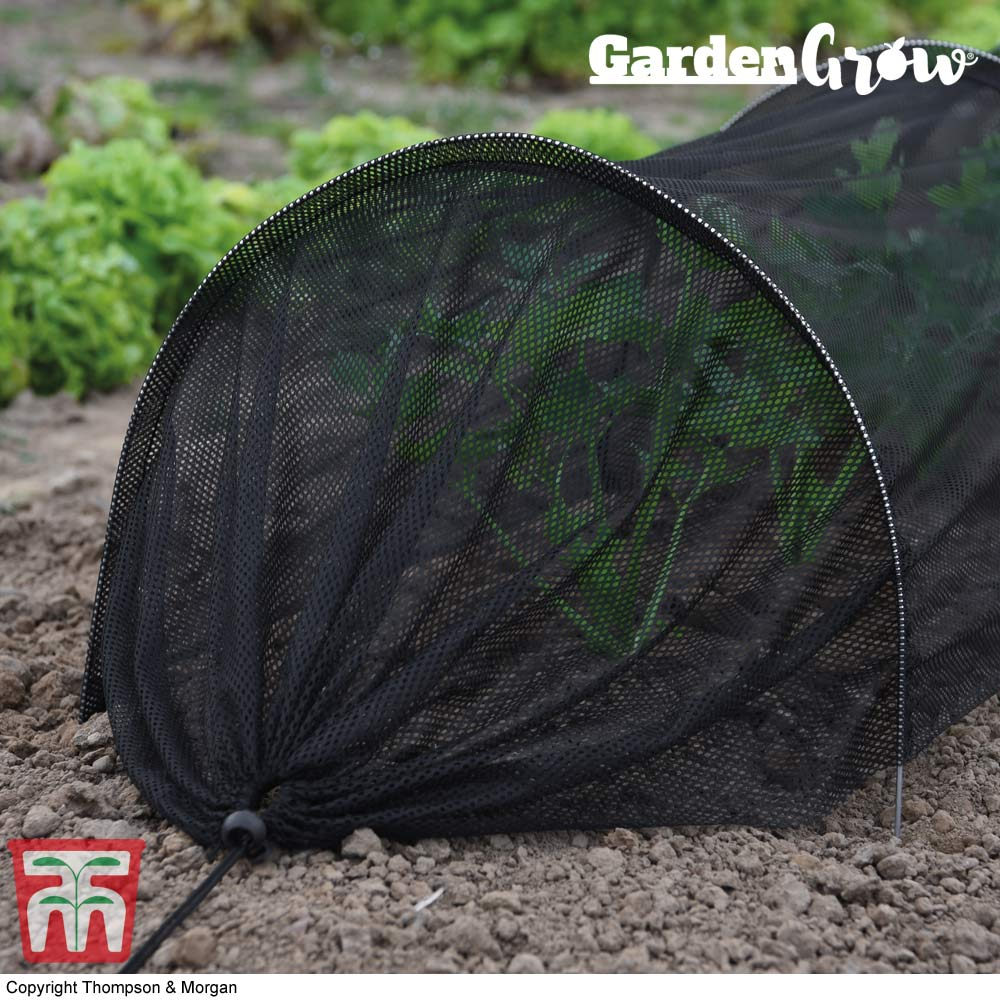 Image of Garden Grow Greenhouse tunnel (Net) 300x45x45cm