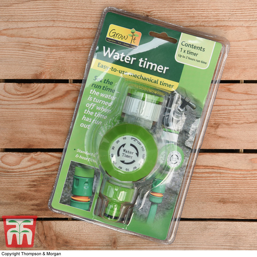 Image of Irrigation Mechanical Water Timer (Green)
