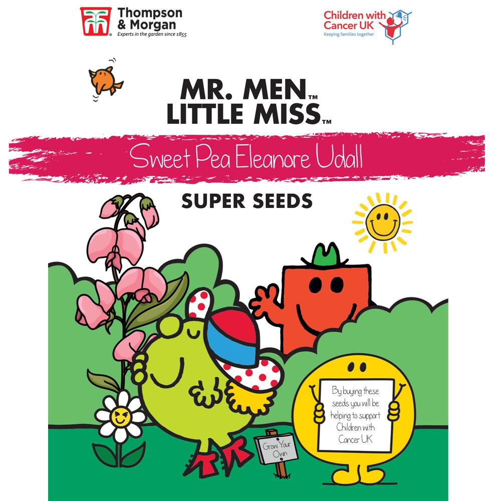 Image of Mr. Men™ Little Miss™ Sweet Pea 'Eleanor Udall'