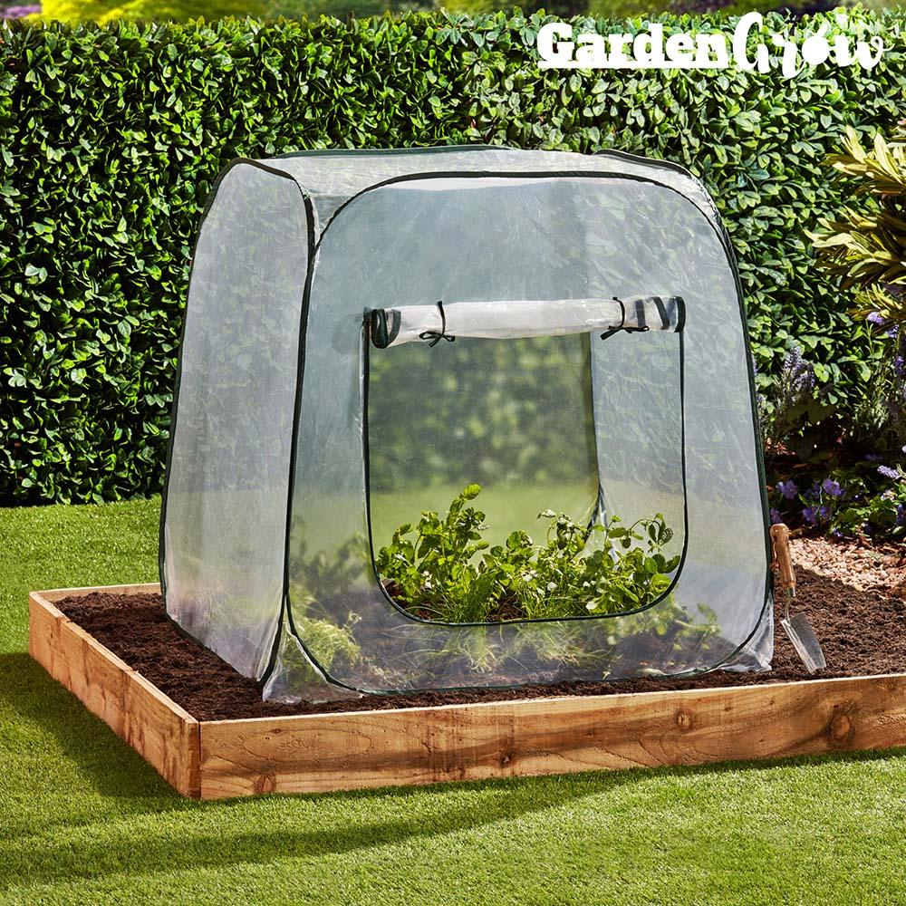 Image of Garden Grow Pop-Up Cloche