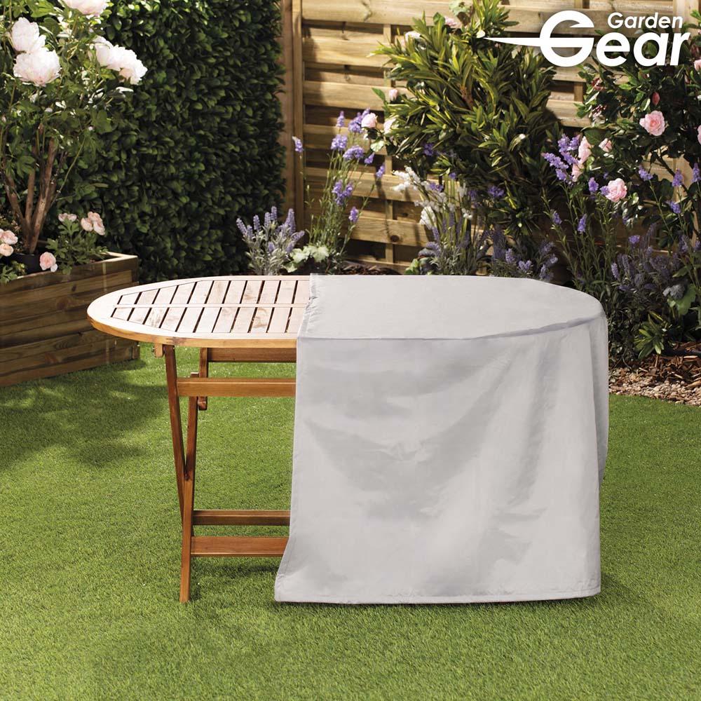 Image of Garden Gear Premium Round Furniture Cover - Medium