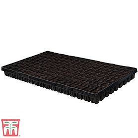144 Cell Black Plastic Seed Tray