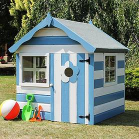 x  waltons honeypot snug apex wooden playhouse