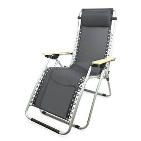 garden gear ultimate zero gravity chair  grey