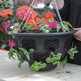 Easy Fill 14 inch Hanging Basket