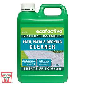 ecofective Path, Patio & Decking Cleaner Concentrate