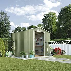 Waltons Apex 7 x 6.3ft Metal Shed