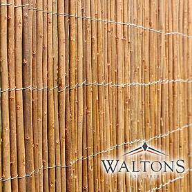 Willow Fence Screening Rolls - 180 x 400cm (1.8m x 4m)