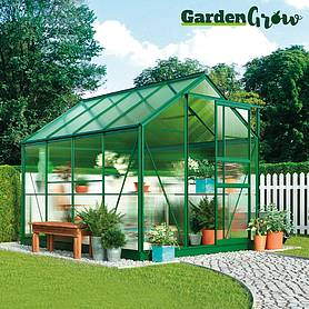 Garden Grow Traditional Greenhouse 6.2 X 8.3 X 6.6ft