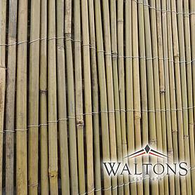 Bamboo Cane Screen Roll - 1.8X4M
