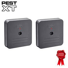 pest xt battery operated indoor repeller  twin pack