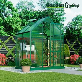 Garden Grow Deluxe Edition Greenhouse 6x4ft