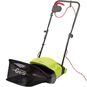 garden gear electric lawn raker