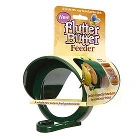 Flutter Butter Feeder