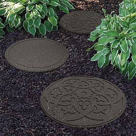 Reversible Eco-Friendly Stepping Stone Scroll - Grey