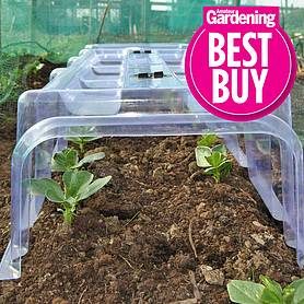 mini greenhouse cloche