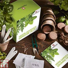 herb garden growing kit