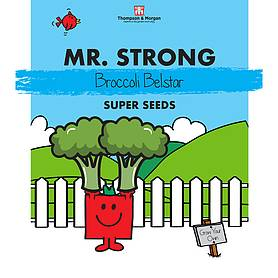 Mr. Strong - Broccoli 'Bell Star'
