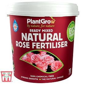 PlantGrow® Natural Rose Fertiliser