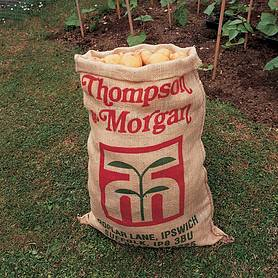 Hessian Potato Sacks