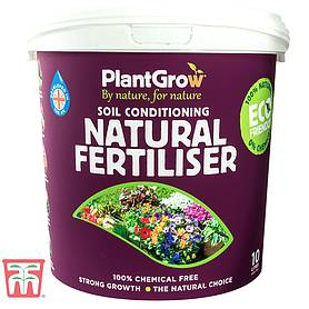 PlantGrow® Soil Conditioning Natural Fertiliser