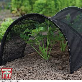 garden grow greenhouse tunnel net xxcm