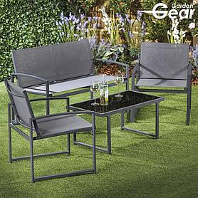 garden gear fourpiece textoline garden set