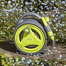 garden gear metre hose reel set